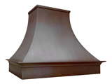 Milwaukee Antique Copper Hood