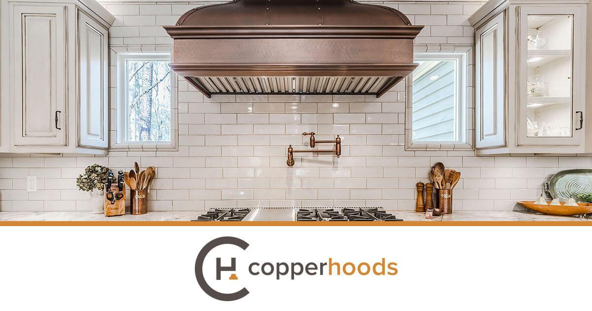 Vancouver Copper Range Hood Built To Order Custom Kitchen Hoods Copper Hoods
